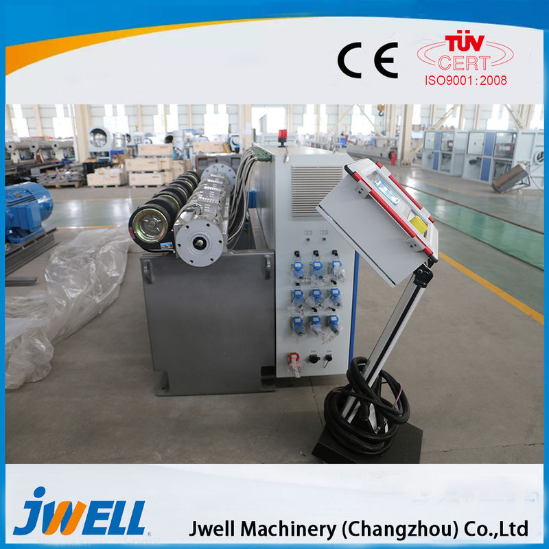 Highly Automation PVC Pipe Extrusion Machine Unique Structure Easily Control